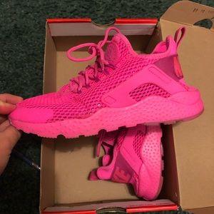 Nike mesh huaraches ultra/ with original Nike box